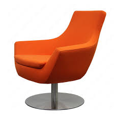 Swivel Chairs For Living Room Furniture Accessories Orange Swivel Chairs For Living Room