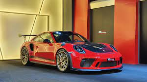 Back in january we filmed in sunny florida with two very special porsche models. 2019 Porsche 911 Gt3 Rs In Dubai United Arab Emirates For Sale 11232258
