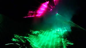 Laser Light Show Colorado Springs Ledenika Cave Movie And Laser Show English Version