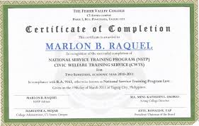 14 Certificate Of Training Completion Template Daddy Anarchy