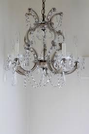 vintage crystal chandelier sold on craigslist