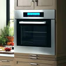 microwave oven cabinet single wall oven cabinet in wall oven self cleaning convection electric single wall