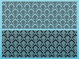 Damask Pattern Free Damask Patterns Vector Art Graphics Freevector Com