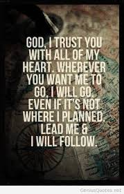 Trust In God Quotes Enchanting Quote Trust God