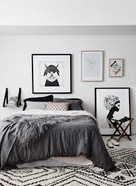 Bedroom: Scandinavian Bedrooms - Home Decor Ideas