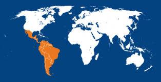 Latin America Iapb Map Iapb