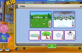 weather surprise sid the science kid games