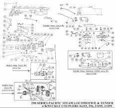lionel parts list and exploded diagrams lionel trainrepairparts com over 4 000 american flyer and lionel repair