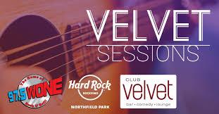 Hard Rock Rocksino Club Velvet Seating Chart Velvet Sessions At Hard Rock Rocksino Northfield Park