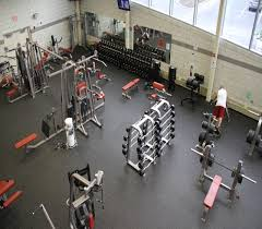 lock haven aktiv roll weight room surfacing