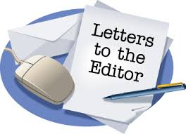Image result for letter to the editor images