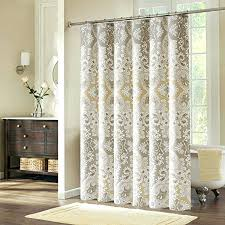 curtain curtains extra long shower liner stall
