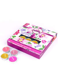 Rose Scented Tea Lights Buy Scented Season Set Of 50 Scented Tea Lights Rose