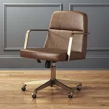 leather desk chair. Leather Desk Chair A