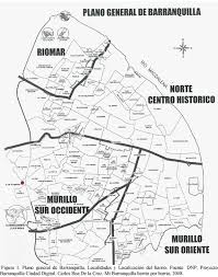 Resultado de imagen para PANORAMICA DE BARRANQUILLA SUROCCIDENTE