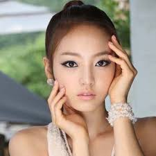 korean eye make up tutorial make up ala indonesia natural
