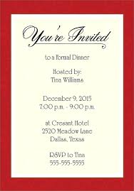 Formal Lunch Invitation Template Yellow And Blue Luncheon Invitation