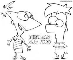 Phineas And Ferb Coloring Pages Lovely 20 Luxury Phineas And Ferb