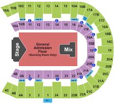 Pechanga Arena Seating Chart San Diego