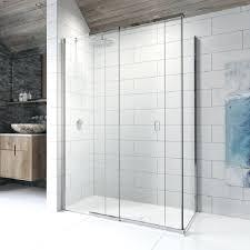 shower sliding doors kudos pinnacle 8 sliding shower door with side panel sliding shower door parts