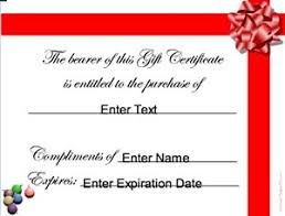 christmas certificates templates christmas gift certificates certificate creator create and