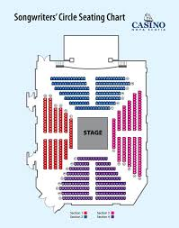 Casino Nova Scotia Seating Chart Bruce Guthros Songwriters Circle December Shows Ticket