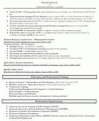 Human Resource Administration Sample Resume 22 Stylish Inspiration