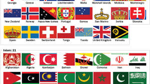 1 3rd Of The Worlds Countries Flags Have Religious Symbols