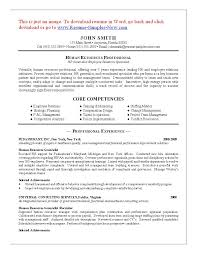 Entry Level Hr Resume Entry Level Hr Resumes Incepimagine Exco Cover