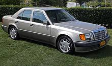 The specification is as follows: Mercedes Benz W124 Wikipedia