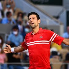 Check spelling or type a new query. Novak Djokovic Is The Goat
