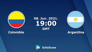 Colombia Argentina Live Ticker und Live Stream - SofaScore