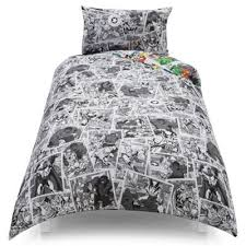 Buy Marvel Comic Pop News Single Duvet Set TESCO EXCLUSIVE from ... & Marvel Comic Pop News Single Duvet Set TESCO EXCLUSIVE Adamdwight.com