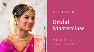 melbourne mastercl vithya hair and makeup artist
