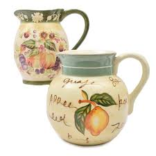 Decorative Ceramic Pitchers Decorative Ceramic Pitchers EBTH 18