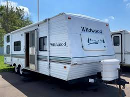 2001 forest river inc wildwood 27bh