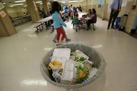 student opinion do you think a healthier school lunch program is lunch hour at middle school 104 in manhattan where on friday several seventh