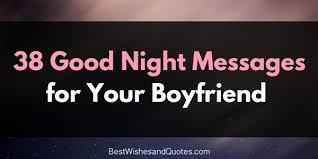 Goodnight Romantic Word For Him