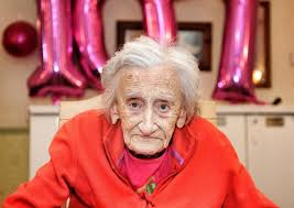 One-in-a million' Ivy dies aged at 107-years-old   Blackpool Gazette