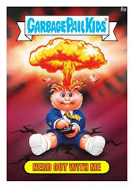 Kid Cards Nerd Out With Me Garbage Pail Kids Card Generator