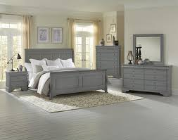 Vaughan Bassett French Market Transitional Full Sleigh Bed - Powell's  Furniture and Mattress - Sleigh Beds