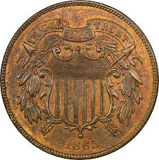 3 Cent Piece Value Chart Two Cent Piece United States Wikipedia