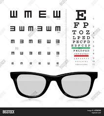 Eye Test C Chart Vector Snellen Eye Vector Photo Free Trial Bigstock
