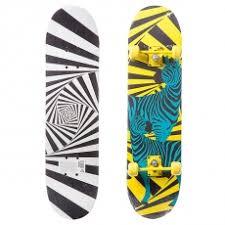 <b>Скейтборд SHENZHEN</b> TOYS The best Zebra (79х20 см) - купить ...