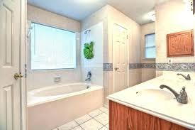 tub shower combo ideas bathroom brilliant