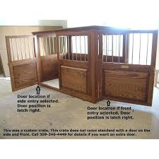 luxury dog crates furniture. Double Dog Crate Furniture Awesome Custom Wood Crates In Room . Luxury