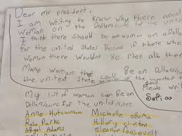 year old girl be the reason harriet tubman was chosen for photo a young girl from cambridge mass wrote to president obama two years