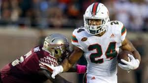 Miami Depth Chart For Georgia Tech Has Crowded Rb Group