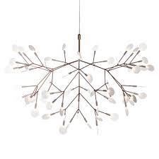 Chandelier pendant lighting Farmhouse Heracleum Ii Led Suspension Lightology Modern Pendant Lighting Led Kitchen Pendant Lightology