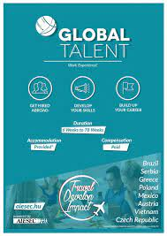 Global-Talent - AIESEC in Hungary
